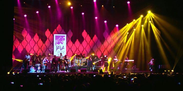 Panggung 'Broadway' Java Jazz 2019 Dimeriahkan 100 Musisi