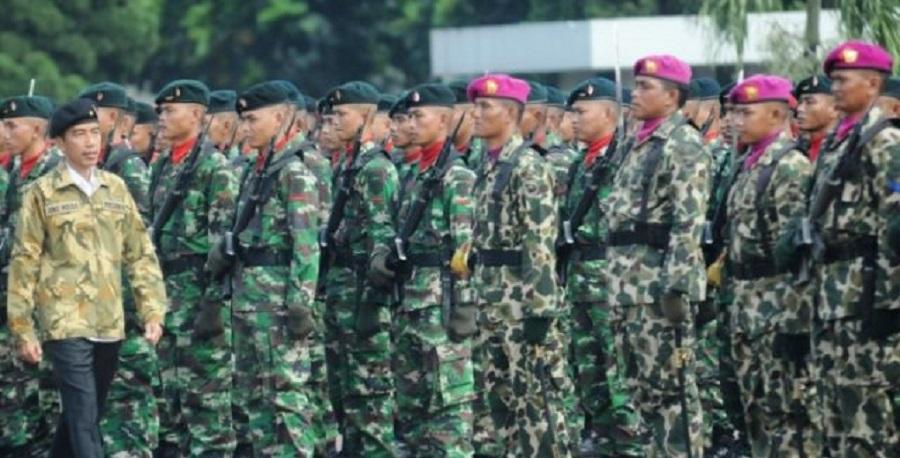 Koalisi Masyarakat Sipil Tolak Militer Aktif Kembali Dikaryakan