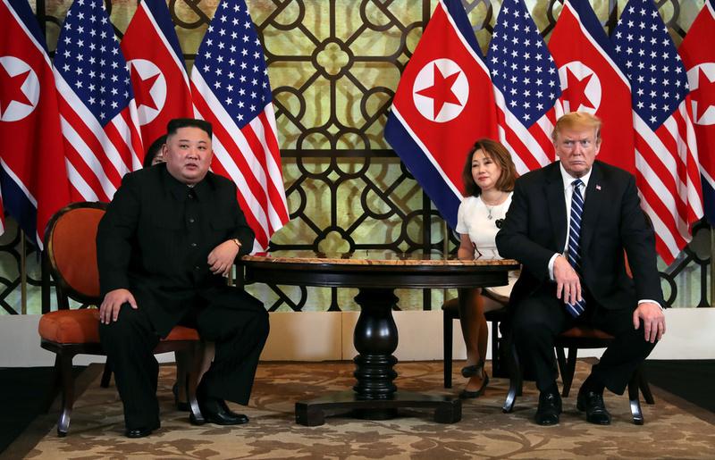Trump Gagal Membujuk Kim Hapus Senjata Nuklir Korut