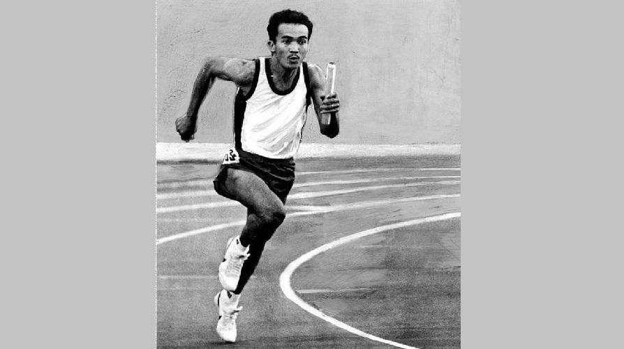 Purnomo Mantan Sprinter Nasional Meninggal