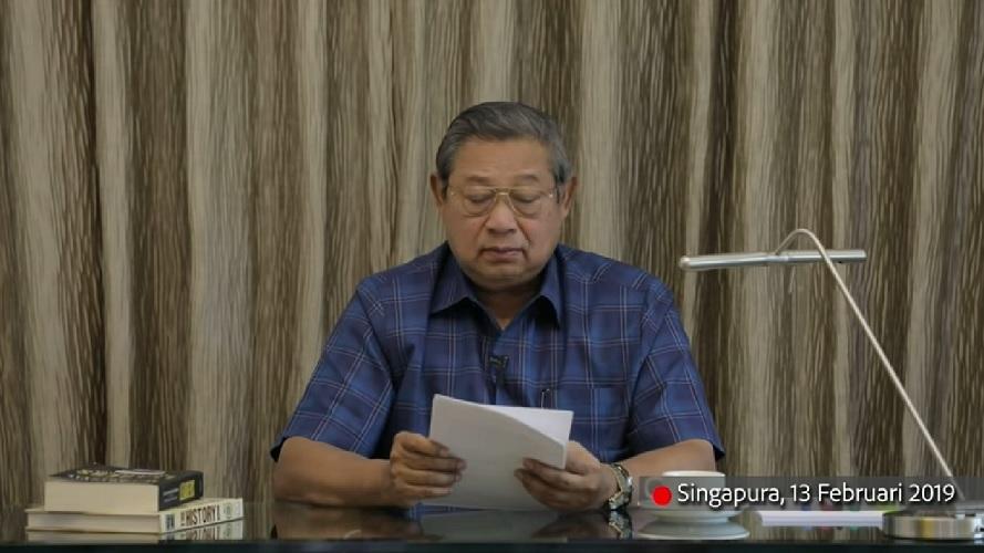 Kanker Darah, SBY Harapkan Doa untuk Kesembuhan Bu Ani