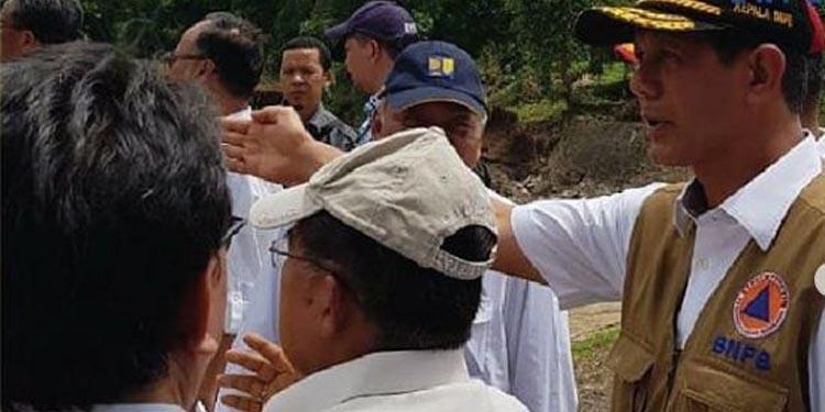 Sumbar Dalam Bayang-bayang Ancaman Gempa  Megathrust Mentawai