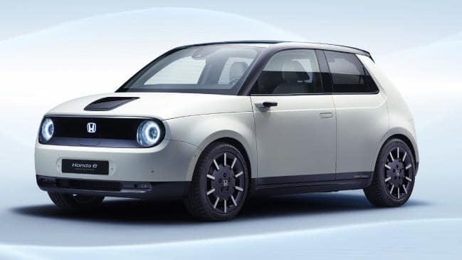 Honda Hatch Retro Ramaikan Pasar Mobil Listrk