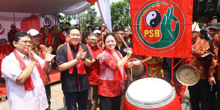 Menko PMK: Festival Cap Go Meh Rekatkan Bangsa