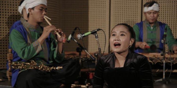 'Hom Pim Pah' Hibur Penikmat Kesenian Tradisi di Galeri Indonesia Kaya