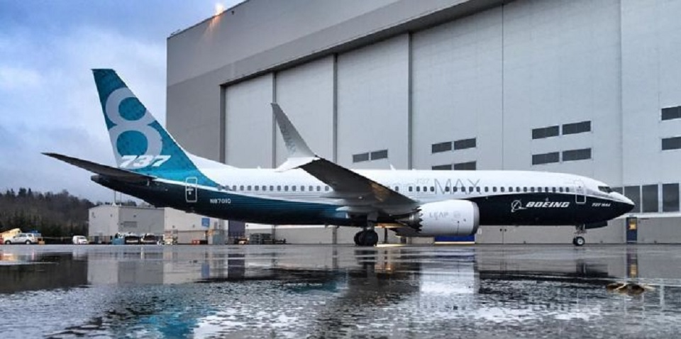 Departemen Transportasi AS Selidiki Persetujuan FAA atas 737 MAX