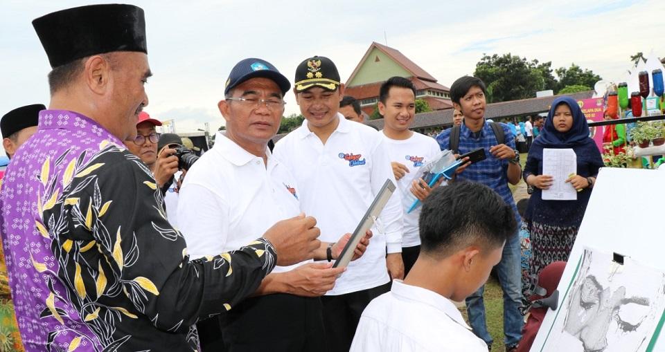 Kemendikbud Apresiasi Program GSM Kabupaten Tangerang
