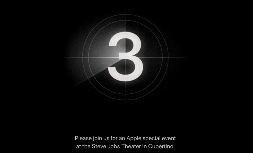 Apple Konfirmasi Bikin Acara Gede-gedean pada 25 Maret