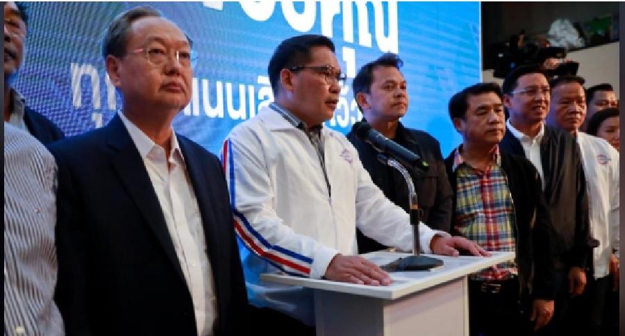 Partai Pro-militer Thailand Menangi Pemilu