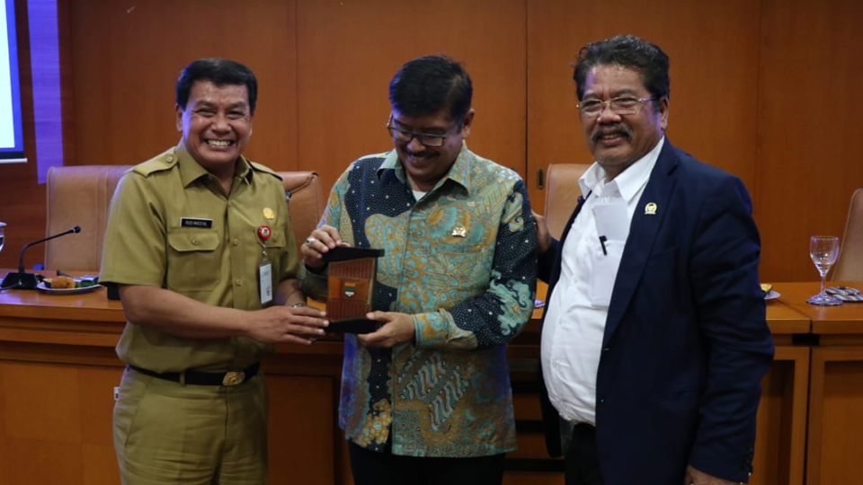 Komisi V DPR RI Kunjungi Kabupaten Tangerang