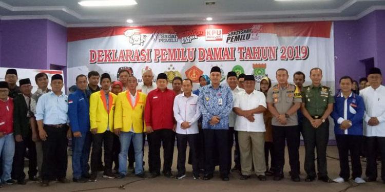 Bupati Tangerang Ajak Masyarakat Ikuti Pemilu dengan Jurdil, Demokratis dan Damai