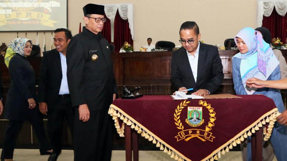 IPM Banten, Peringkat 8 Nasional