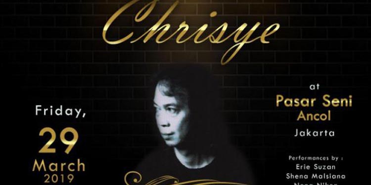 Pasar Seni Ancol Gelar 'Tribute to Chrisye', Nonton yukkk