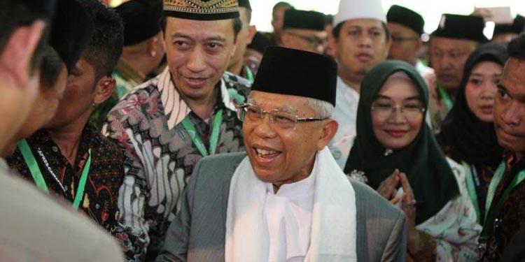 Soal Debat, Ma'ruf Amin: Sandi tak Perlu Sungkan