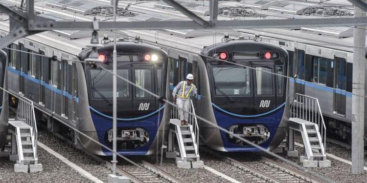 MRT sebagai Instrumen Disiplin Waktu Masyarakat Modern