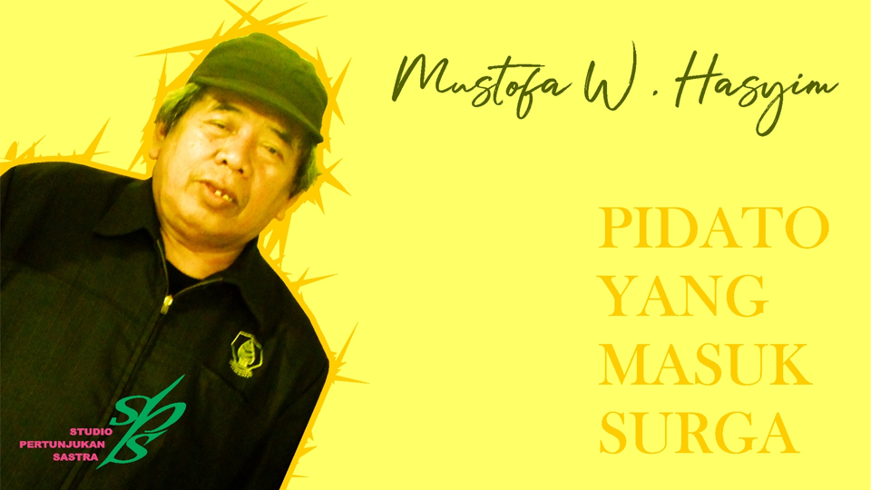 Membaca Puisi Humor dan Setengah Humor Mustofa W. Hasyim