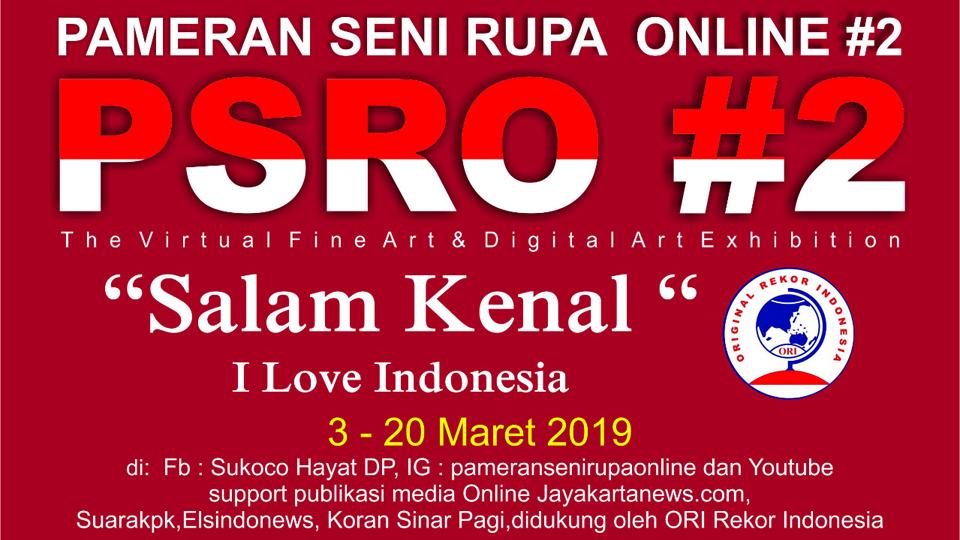 """""""I Love Indonesia"""" Cinta Perupa untuk Negeri"""