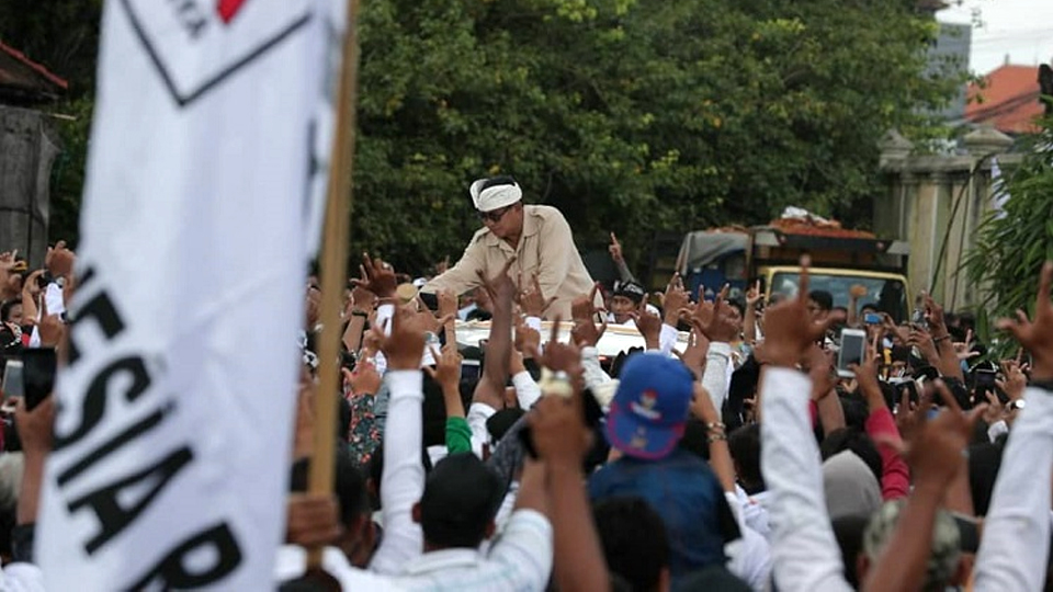 Prabowo Memilih Hancur, daripada Rakyat Menderita