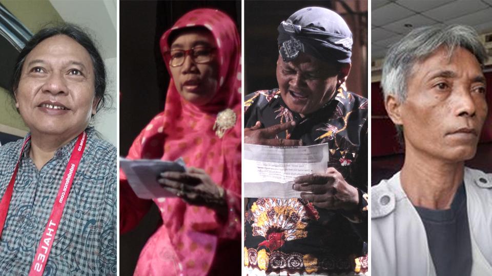 Puisi dan Geguritan di Sastra Bulan Purnama