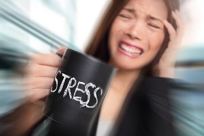 5 Pertanda Stres Sudah Berat