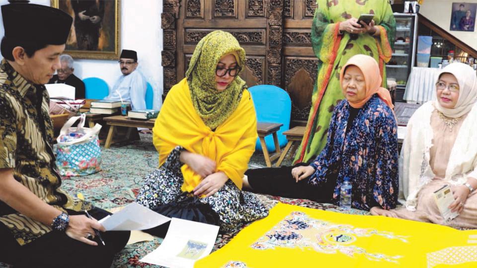 Giyanto H. Prayitno: Inspirasi Soeharto Melahirkan Batik Berkarya
