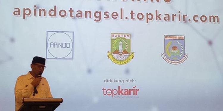 Gubernur Banten: Bukan Hanya Pemerintah, Pengusaha Juga Harus Terbuka