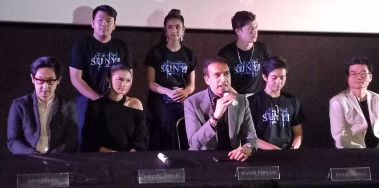 Sunyi, Film Horor Kerjasama Indonesia-Korea-China yang Bikin Merinding