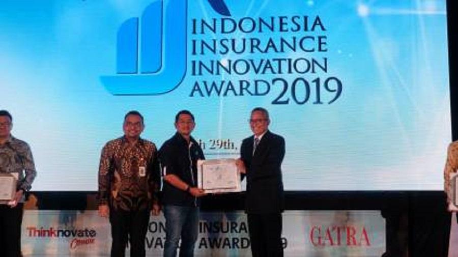 Konsisten Berinovasi, Asuransi Astra Raih Empat Penghargaan