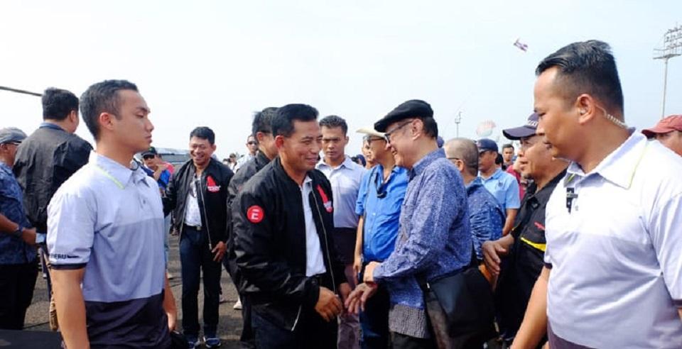 Emotion Ent & Dispen TNI AU bakal Garap Serigala Langit