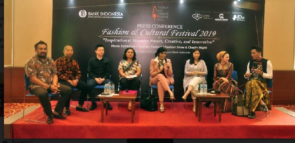 Menteri Susi dan Puan akan Tampil di Fashion & Cultural Festival 2019
