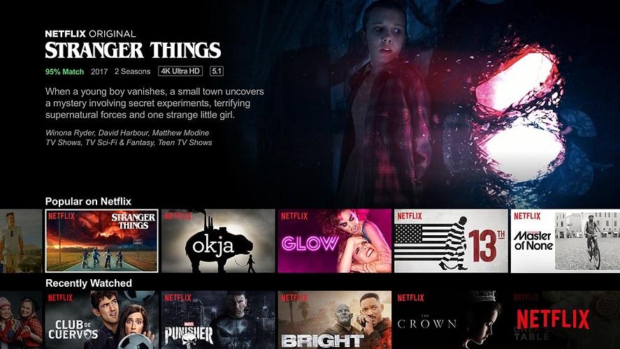 Netflix Uji Fitur Shuffle untuk Acak Menonton TV