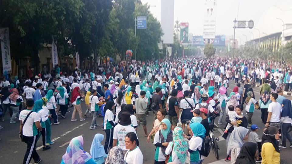 Fun Day 2019, Akhiri Rangkaian HUT Kota Bekasi
