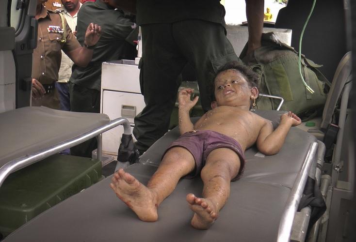 Aparat Sri Lanka Buru Pelaku Teror, 15 Tewas Akibat Aksi Militan Ledakan Bom