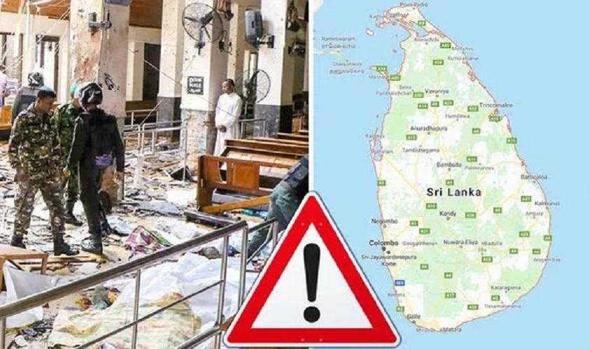 Serangan Bom Paskah Renggut  207 Nyawa