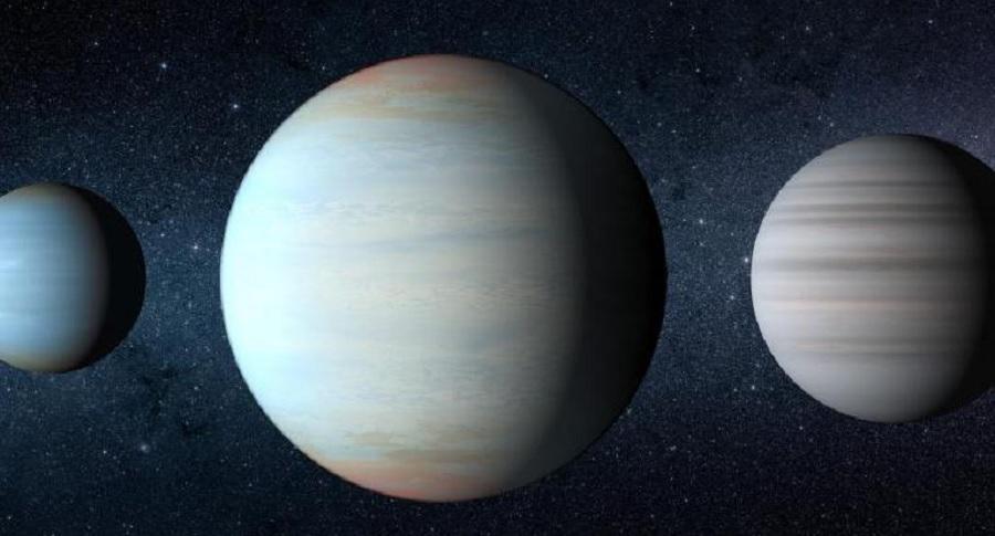 Ditemukan Planet Ketiga dalam Sistem Bintang Biner Kepler-47