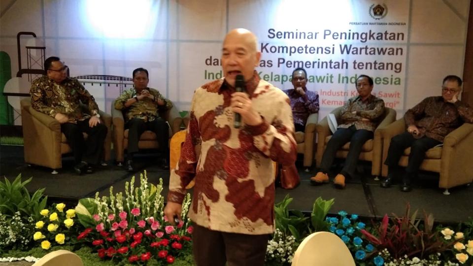 Peter F. Gontha Capek Ngurus Sawit