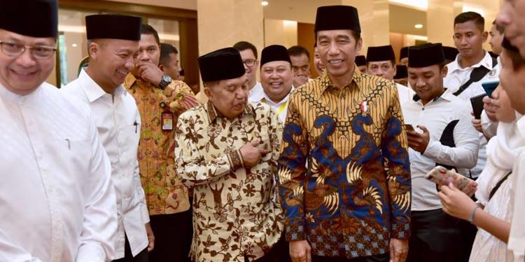 Presiden Jokowi Minta yang tidak Puas Pemilu Beri Pelajaran Politik