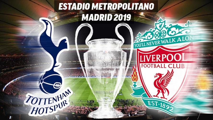 Liverpool vs Tottenham: Laga Besar Inggris di Madrid