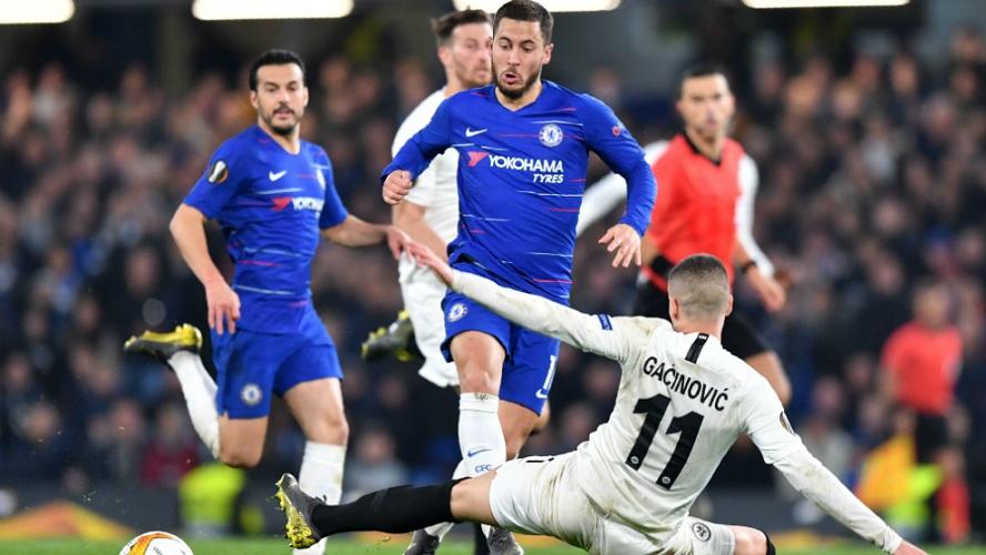 Hazard Antar Chelsea ke Final, tapi Inikah Laga Terakhirnya di Stamford Bridge?