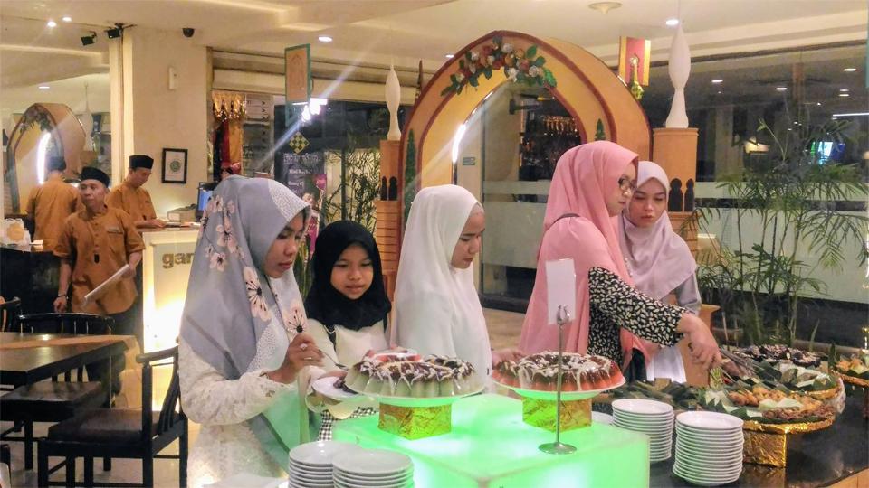 GPH Medan Tawarkan Aneka Paket Berbuka