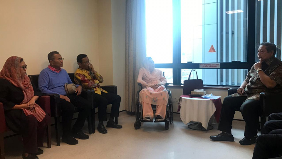 SBY: Adakan Ruang Dialog