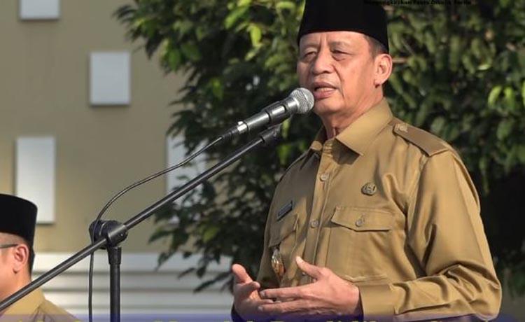 Soal Mobil Dinas, Gubernur Banten Wahidin: Kita Patuhi Larangan dan Imbauan KPK