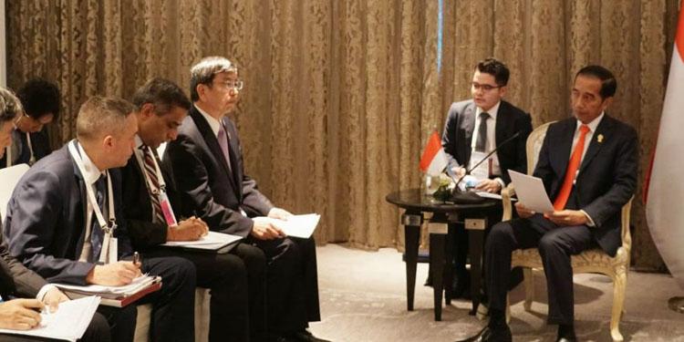 Presiden ADB Apresiasi Perkembangan Ekonomi Indonesia