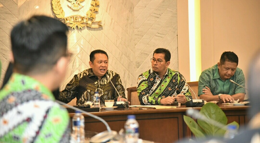 Ketua DPR Minta Kemelut  di IPPAT Disudahi
