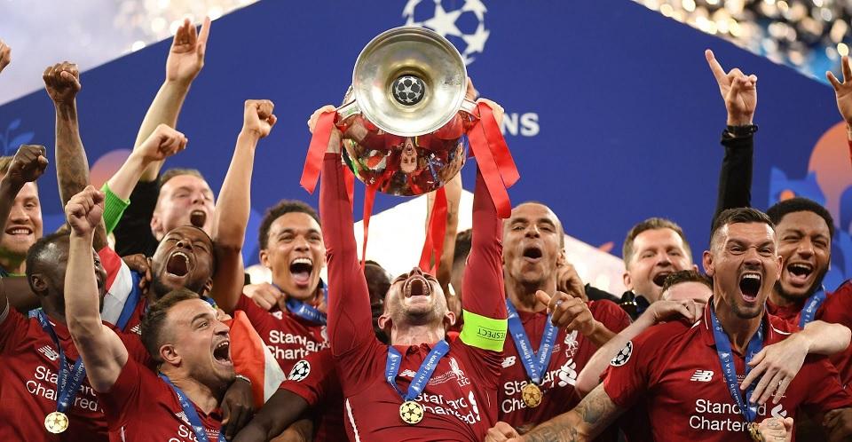 Gol Cepat dan Terlambat, Liverpool Raih Gelar Liga Champions Keenam