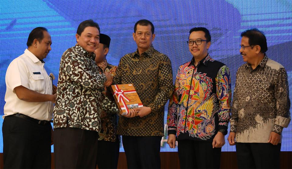 BNPB Raih Predikat WTP, Kerja Keras Tetap Jaga Integritas
