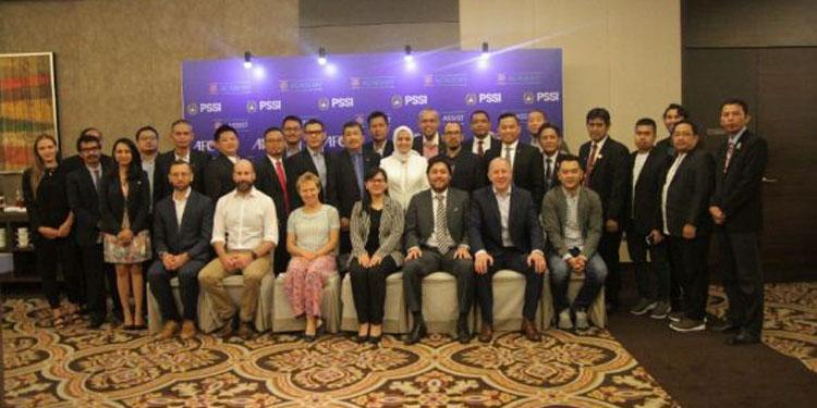 PSSI Bekerja Sama dengan AFC-UEFA Gelar GS Academy