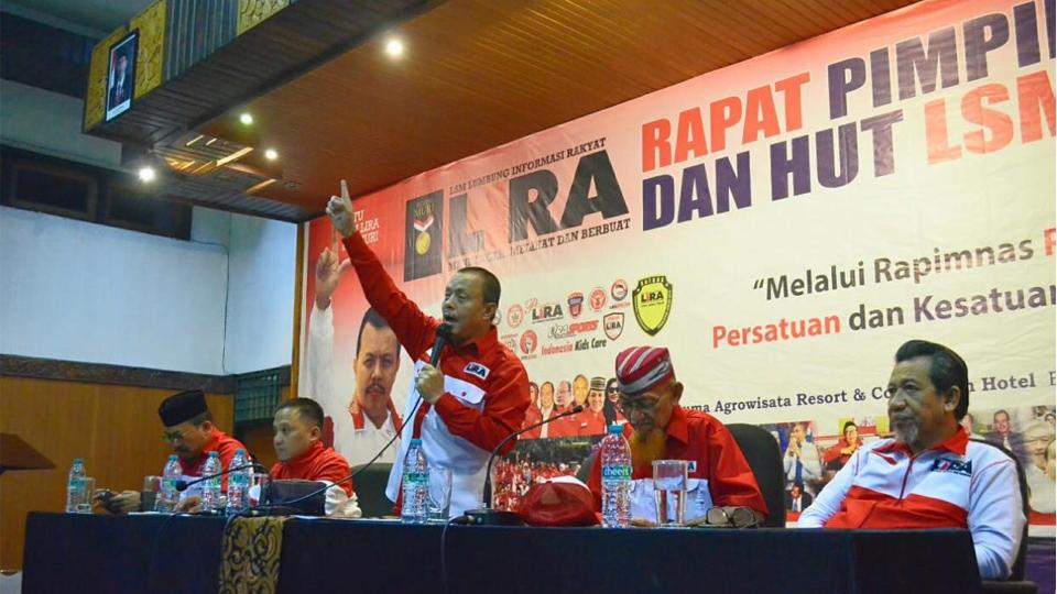 LSM LIRA Serukan Jaga Persatuan Pasca Pilpres dan Terima Hasil MK