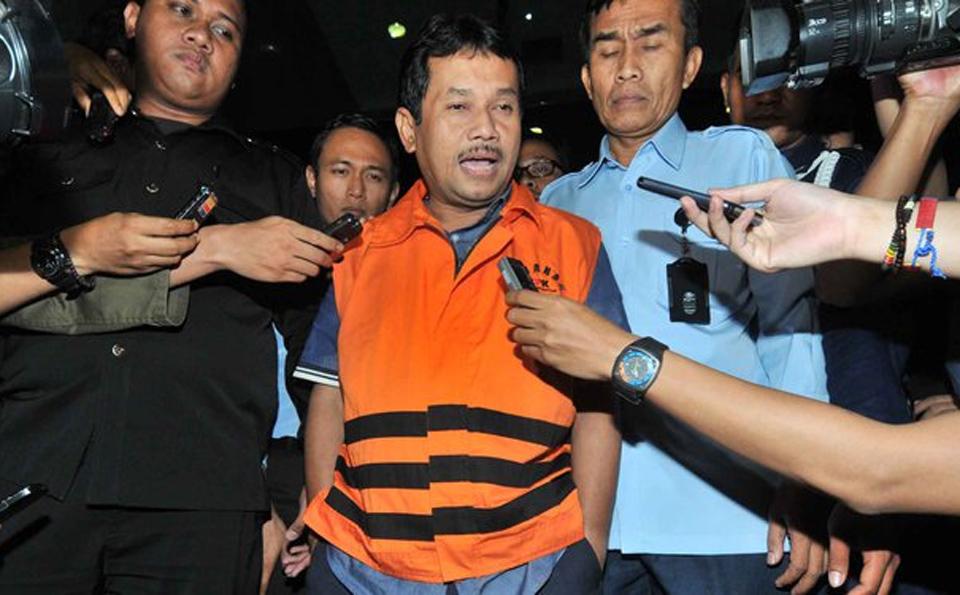 Korupsi Rahmat Yasin tak Terkait Pemerintahan Ade Yasin