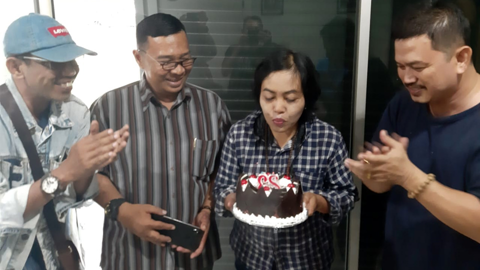 Anggota IMO Bali Kejutkan Ketuanya